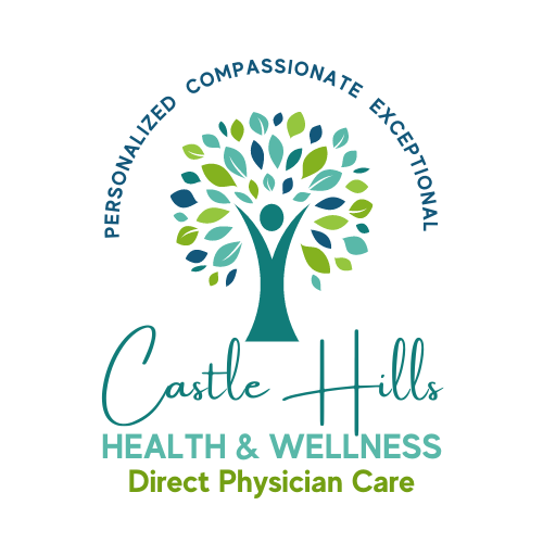 Castle Hills Health & Wellness logo